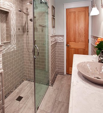 DreamMaker Bath Kitchen Beaverton - Bathroom remodel beaverton oregon