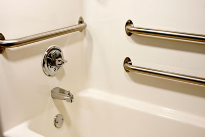 Bathtub Handles