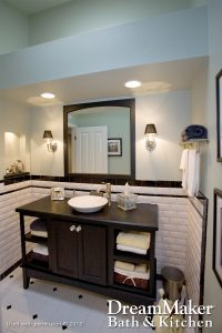 Remodeling Standard Size Bathrooms