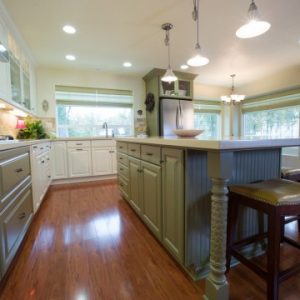 Country Kitchen Makeover Ideas