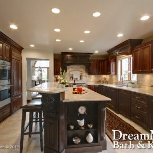 Traditional Kitchen Remodeling Services