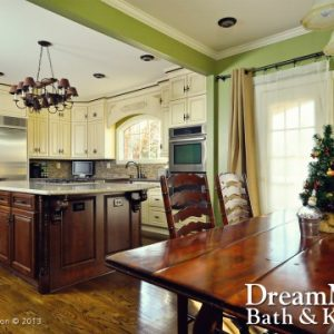 New Country Home Kitchen Design