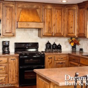 New House Traditional Kitchen Designs