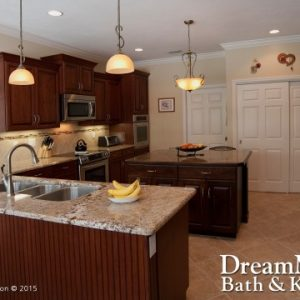 Traditional Kitchen Design Services