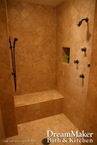 Redo Bathroom Shower