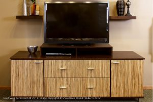 Home Entertainment Center Design Idea