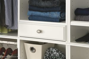 Cabinet Installation for Walk-in Closets