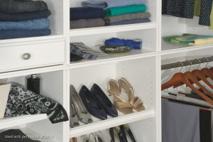 Cabinet Replacements for Walk-in Closets