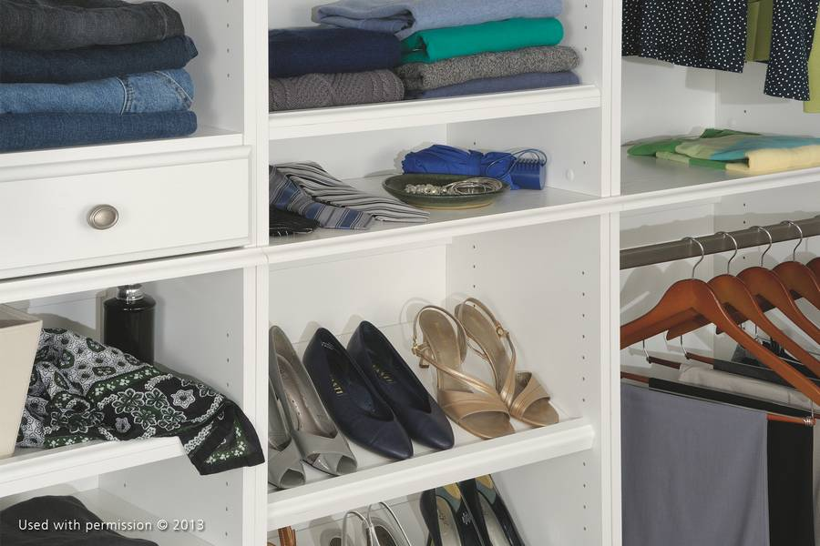 Cabinet Replacements For Walk In Closets