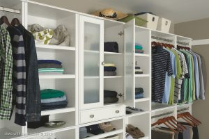 Remodeling for New Closet Organization System
