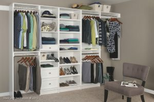 Interior Remodeling for Closet Systems