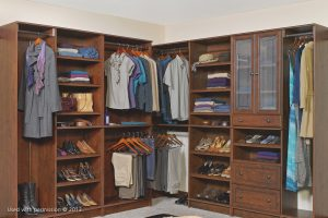 Interior Renovation for Closet Systems