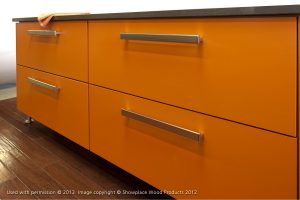 Contemporary Kitchen Cabinet Upgrades