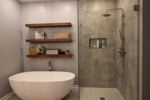 Master bath remodel in Statesboro, Gerogia