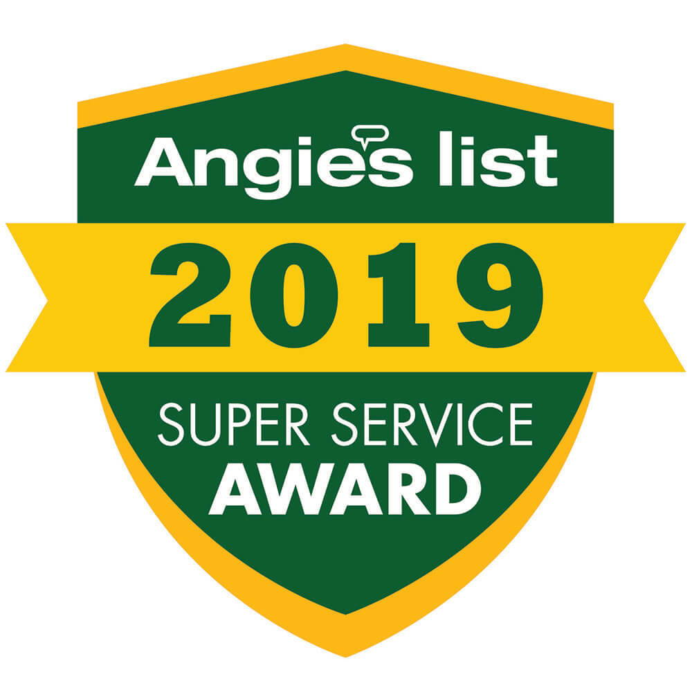 DreamMaker Bath & Kitchen Angie's List Super Service Award 2019