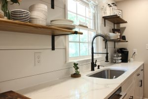 Sink and shelving ideas