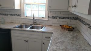 Kitchen reface and new countertops