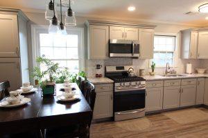 Bright and airy kitchen, Swainsboro, GA