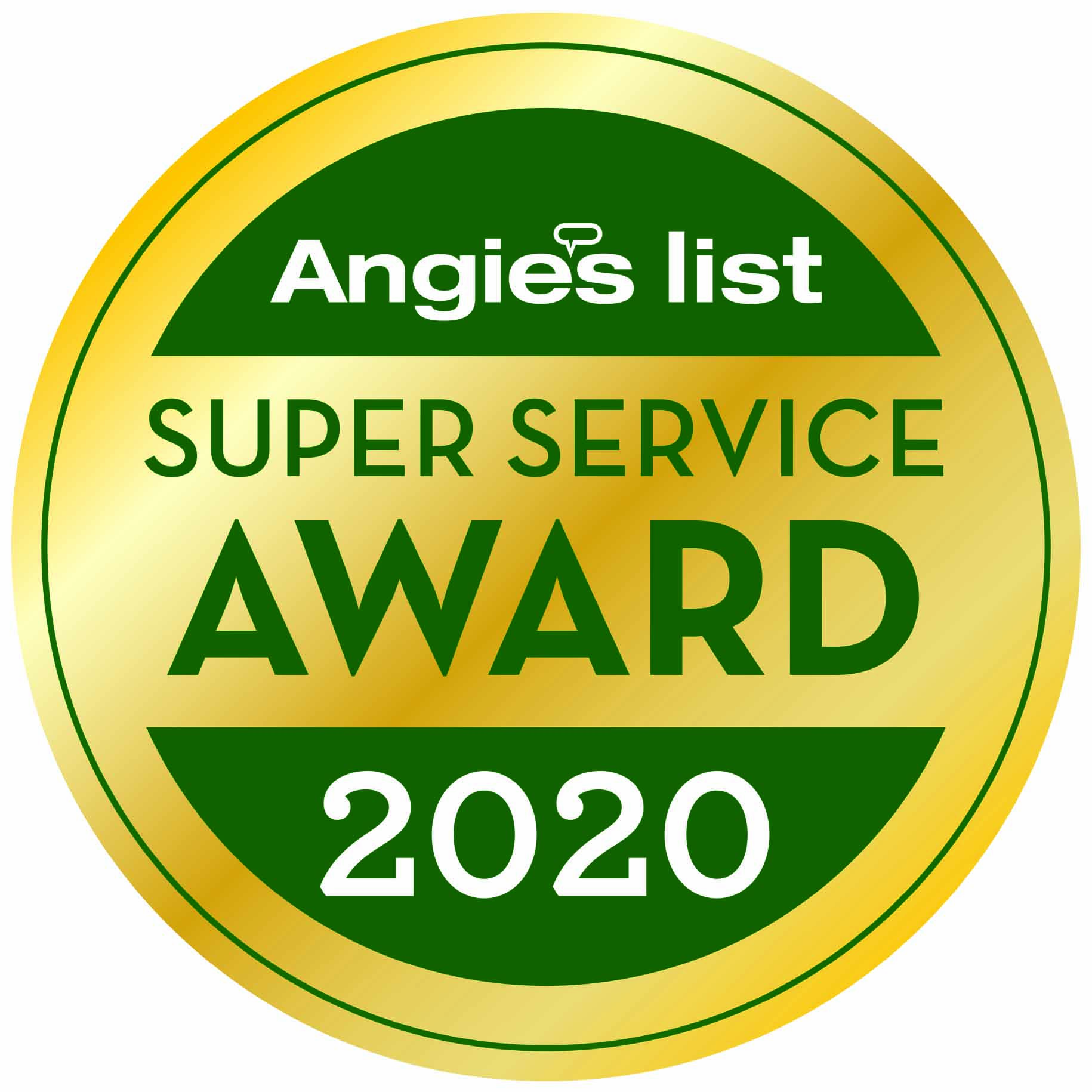 DreamMaker Bath & Kitchen Angie\\\\\\\\\\\\\\\'s List Super Service Award 2020