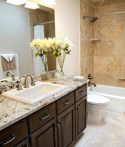Five Small Apartment Bathroom Design Ideas | Remodeling ... on Small Apartment Bathroom  id=19848