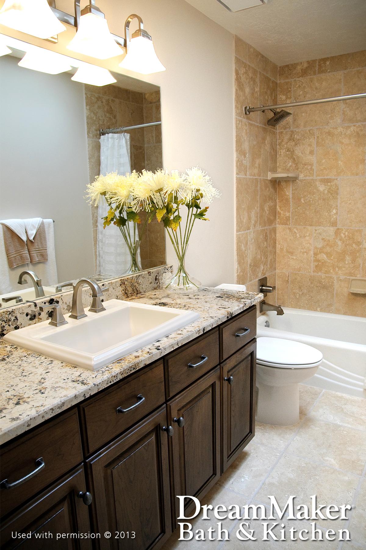 Standard Baths Gallery Lubbock Dreammaker Bath And Remodeling - Bathroom remodel lubbock