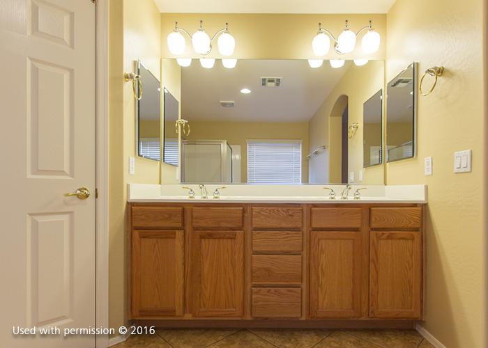Miraculous Standard Baths Powder Rooms Gallery Dreammaker Bath Beutiful Home Inspiration Cosmmahrainfo