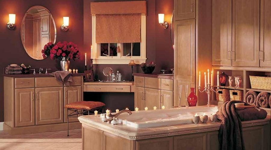how to achieve better bathroom lighting