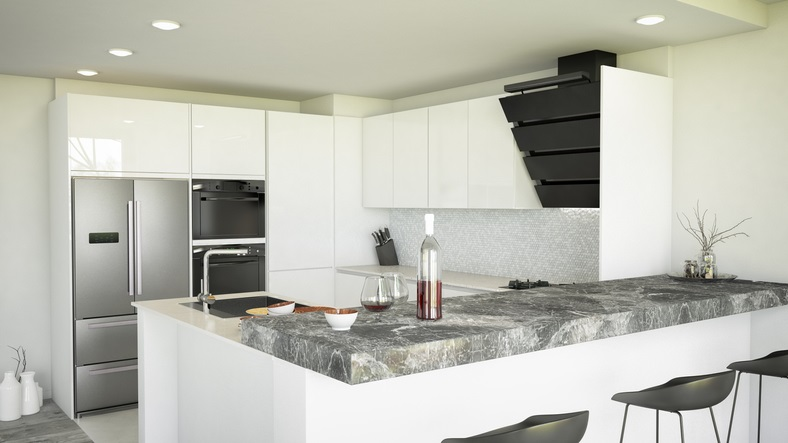 How Should Kitchen Countertops Be