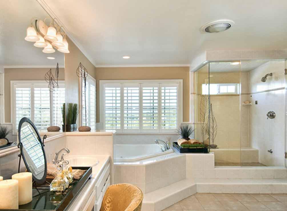 Achieving Better Bathroom Lighting