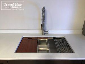 DreamMaker Design Center Ruvati Sink