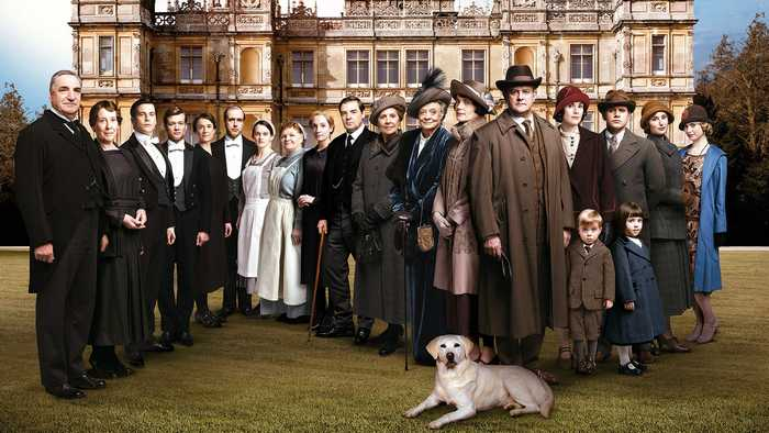 Bringing Downton Abbey Home