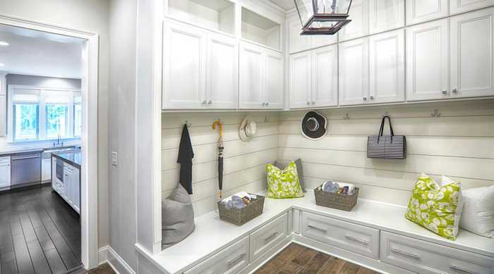 Add A Mudroom