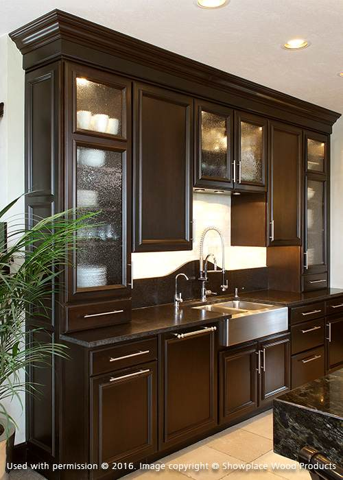 Custom Kitchen Cabinet
