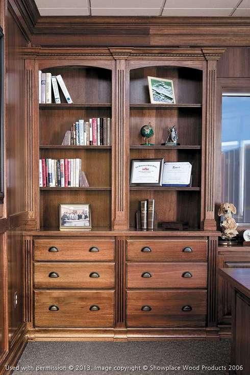 Bookshelf Cabinetry