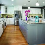 Transitional Kitchen Remodeling