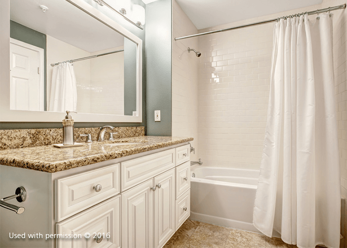 4 Thoughtful Guest Bathroom Upgrades