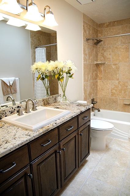 Five Small Apartment Bathroom Design Ideas | Remodeling Tips ...